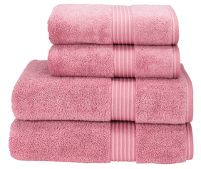Christy Hygro Towel collection - Blush