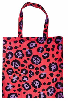 IS Leopard Shopping Bag