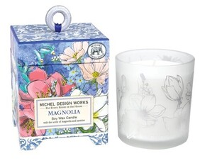 Michel Magnolia Soy Candle - 184g