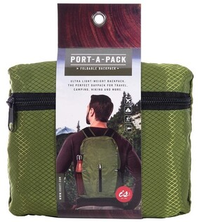IS Port-A-Pack Explore Backpack