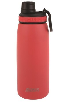 Oasis S/S Insulated Sports Bottle - Coral 780ml