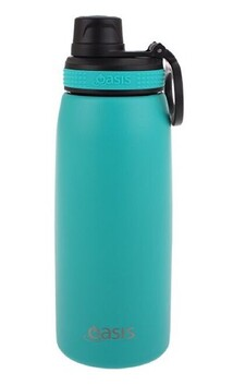 Oasis S/S Insulated Sports Bottle - Turquoise 780ml